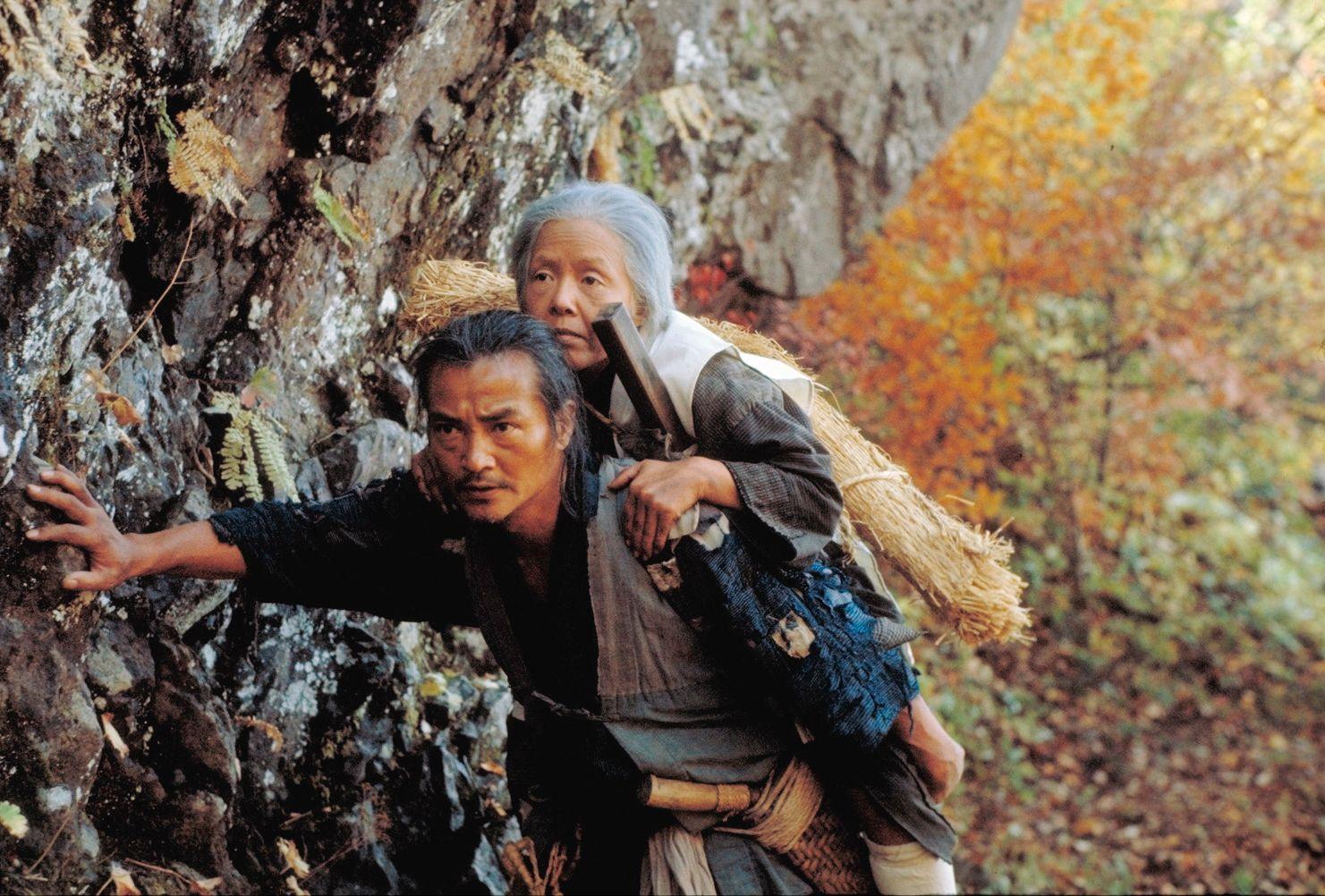 Старики с японкой смотреть онлайн 6 фотография