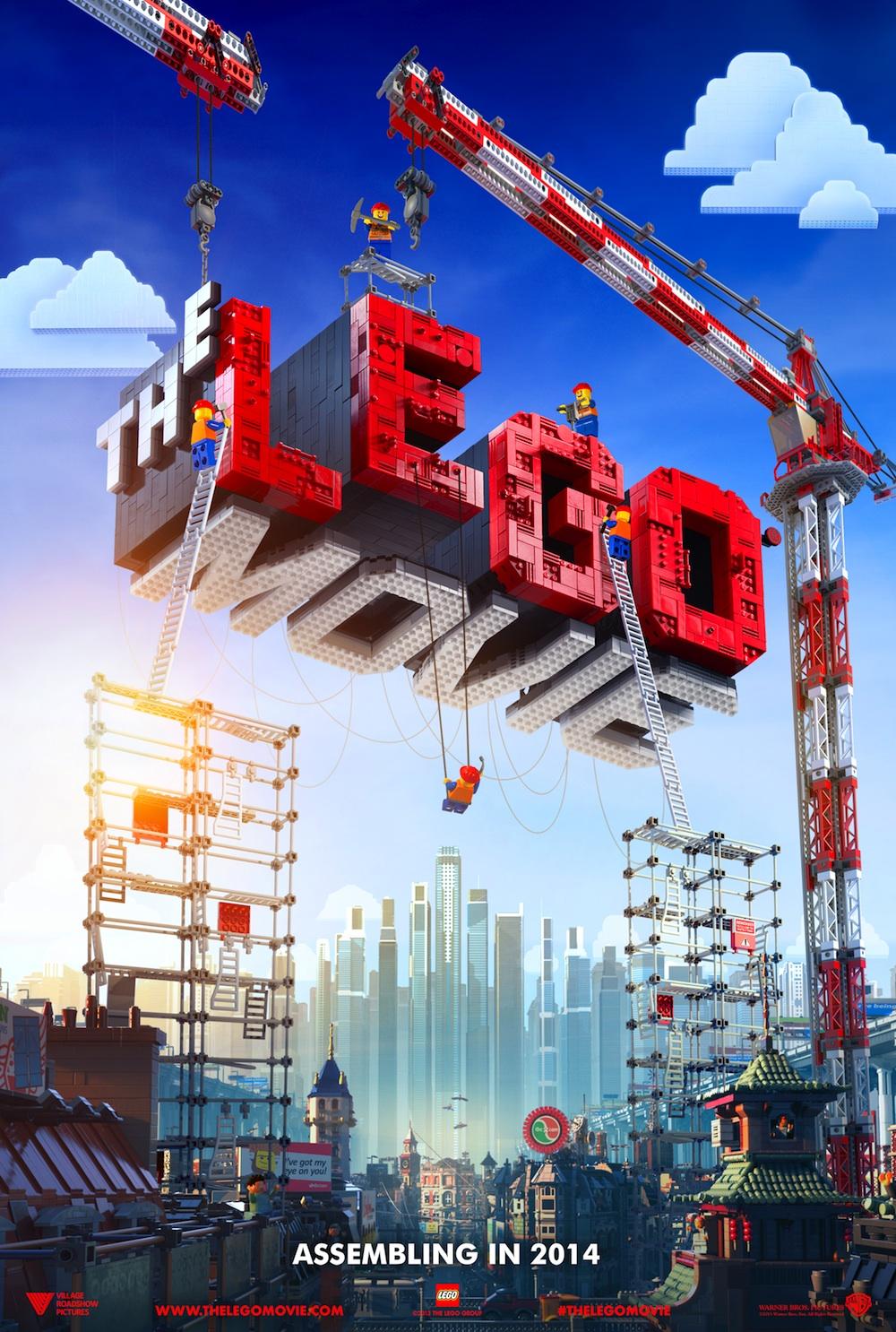 Trailer: the lego movie